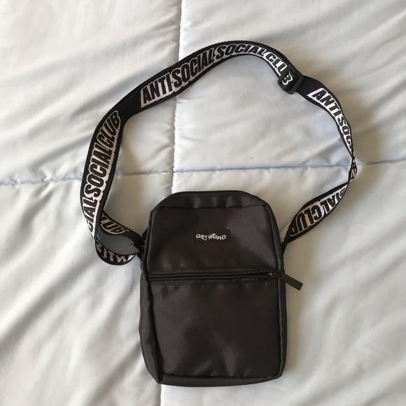 a8aecf1bb76d Anti Social Social Club Other - Anti Social Social Club Shoulder Bag